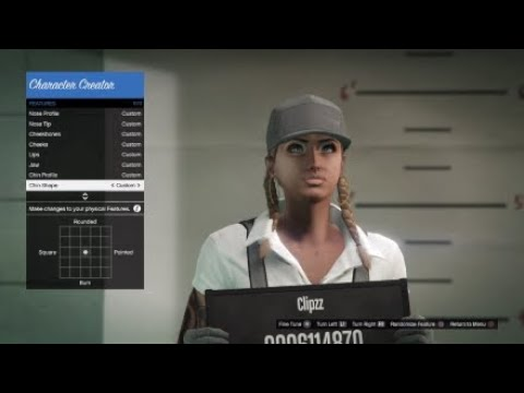 gta 5 online character creation
