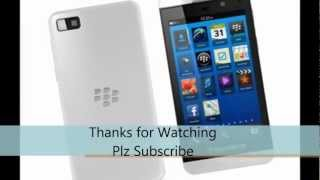Blackberry Z10 facotry Reset