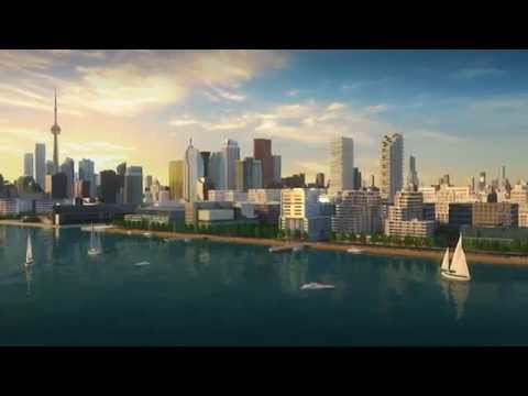 Toronto's Revitalized Waterfront: From East Bayfront to the Port Lands