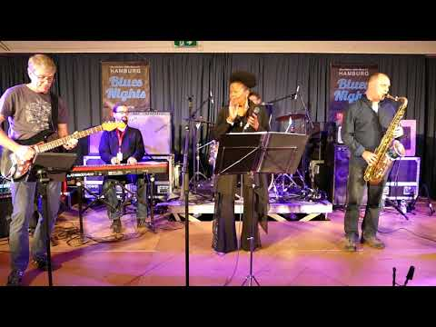 Hamburg Blues Nights  Janice Harrington & Farmers Road (USA/D) 28.10.2017