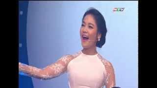 Khúc Nhạc Dưới Trăng - Thu Trang (HTV - NCAN 27/09/2015)