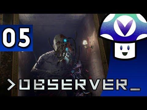[Vinesauce] Vinny - Observer (part 5 Finale)