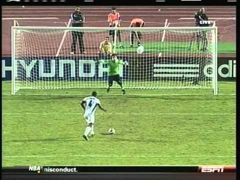 2009 (October 16) Ghana 0- Brazil 0 (Under 20 World Cup)