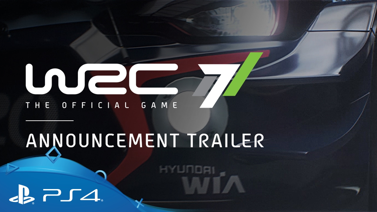 wrc 7 announcement trailer the beauty and the beast. Black Bedroom Furniture Sets. Home Design Ideas