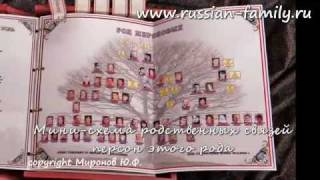 Презентация Родословной книги.avi