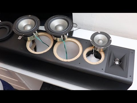 JBL Studio 280 - A Look Inside