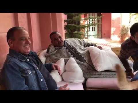 Simo Daher - أحسن حلقة: نيبا مات بالخلعة من الكلب قطع ليه الجلاب