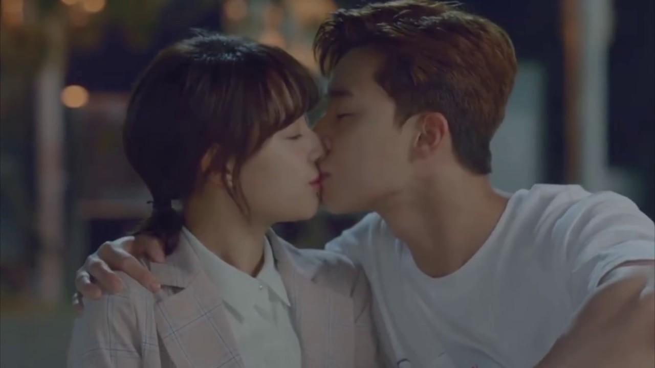 Park Seo Joon And Kim Ji Won In Fight For My Way Youtube