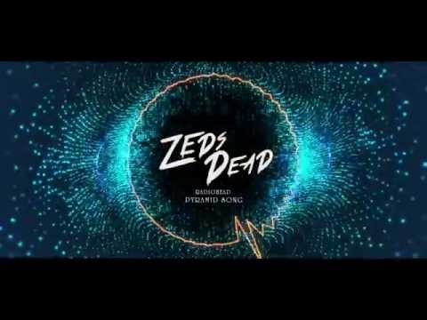 Radiohead - Pyramid Song // Zed's Dead Remix [1080P Visualizer]