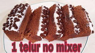 Cuma 4 Bahan Bolu Chocolatos Video Online Listoys Ru