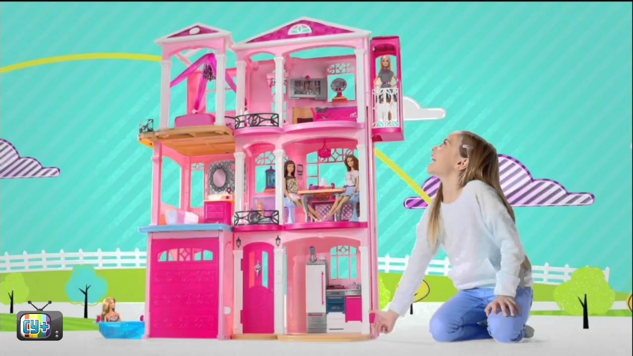 Barbie casa de los sue os comercial hd m xico 2015 youtube - Casa de barbie ...
