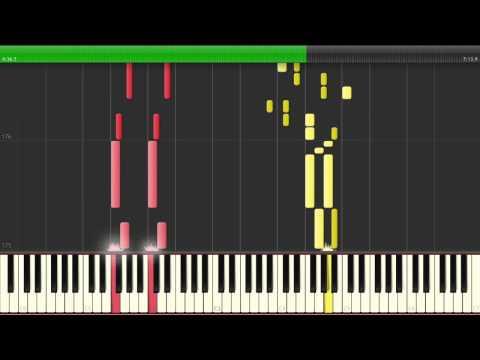 東方 Piano  Emotional Skyscraper ~ Cosmic Mind