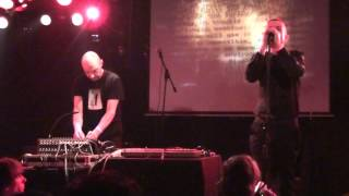 The Grey Wolves [live on Limen fest., 06.04.2013, Plan-B, Moscow, Russia]