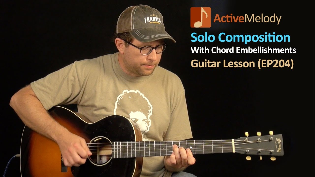 Easy Blues Guitar Lesson Learn Several Chord Embellishments And