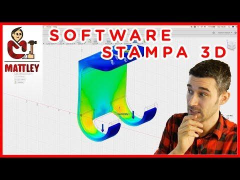 FAI DA TE | Quali Software CAD E Slicer Servono Per La Stampa 3D