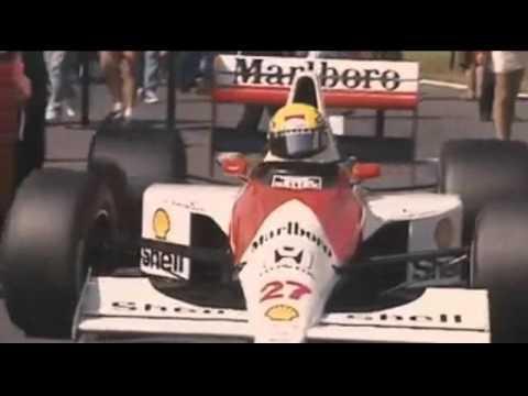 Ayrton Senna vs Alan Prost f1 Suzuka 1990