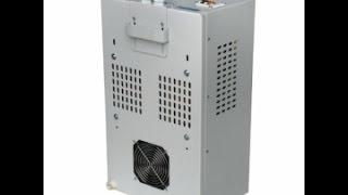 Обзор однофазного стабилизатора напряжения Shteel 25 кВт