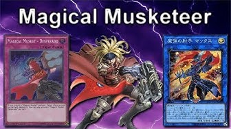 Yu-Gi-Oh! Online - MAGICAL MUSKETEER 2019