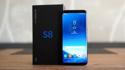 Unboxing: Samsung Galaxy S8 (Deutsch) | SwagTab