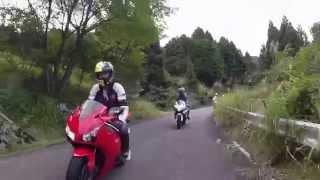 神鍋高原 バイクツーリング