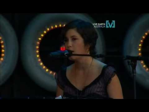 Missy Higgins - The Special Two (Live Earth Australia)