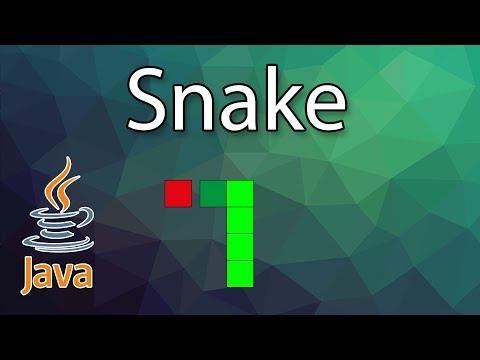Snake Programmieren   Java   #1 / 4