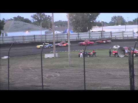 Nielsen Racing Algona 8-2-14 ***