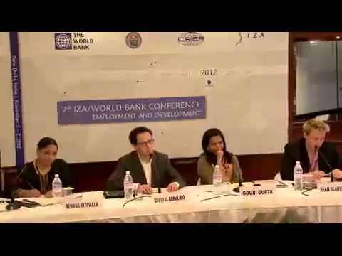Session B: Barriers to Wage Employment in India