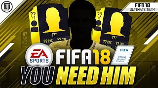 I HOPE YOU HAVE THIS CARD!!! - FIFA 18 Ultimate Team