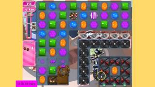 Candy Crush Saga Level 1463 NO BOOSTERS
