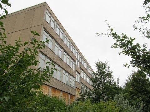 Urbex: Gymnasium in Leipzig [Teil 2] (August 2013)