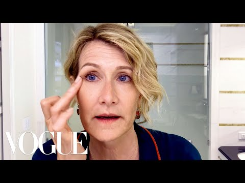 Laura Dern's Everyday Self-Care Routine | Beauty Secrets | Vogue