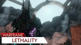 Warframe: Inaros - Controlled lethality