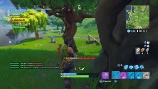 Triple kill - one shot one kill goodbye squad - clip sniper - fortnite battle royal