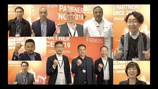 Genesys APAC Partner Conference 2018 Highlights