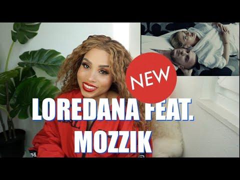 Loredana feat. Mozzik BONNIE & CLYDE prod. by Miksu & Macloud live Reaktion