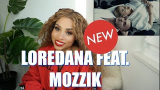 Loredana feat Mozzik BONNIE amp; CLYDE prod by Miksu amp; Macloud live Reaktion