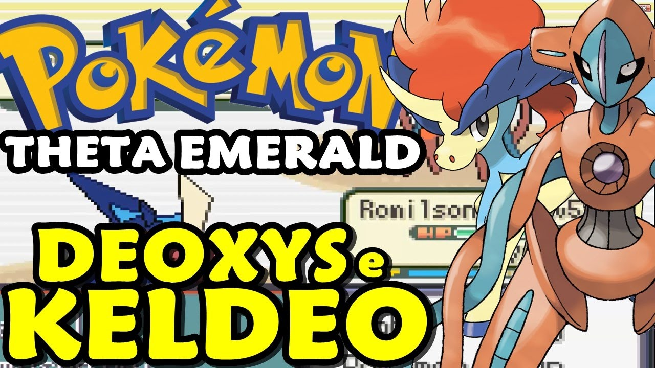 how to catch deoxys in pokemon emerald