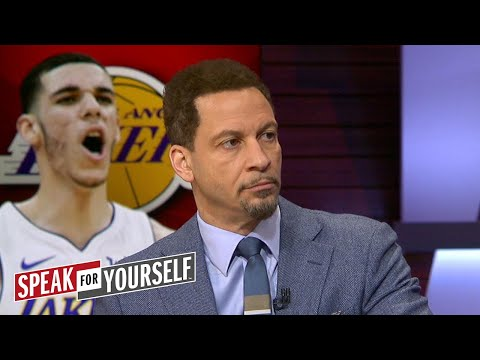 Chris Broussard: Lonzo Ball is looking expendable right now | SPEAK FOR YOURSELF