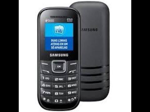 Samsung E1205 Zero Key Solution Youtube