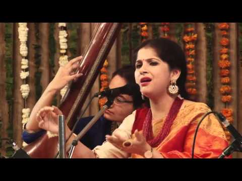 Ms.Kaushiki Chakraborty - Vocal ( Saptak Annual Music Festival - 2016 )