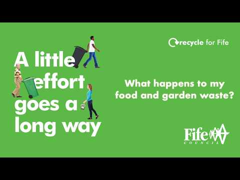 What Happens To Your Food And Garden Recycling In Fife?