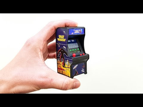Tiny Arcade HACK To Play Multiple Games!