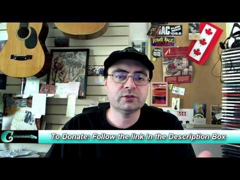 MONEY BOMB: 2012 Fund Raiser for Creative Guitar - Jan 27