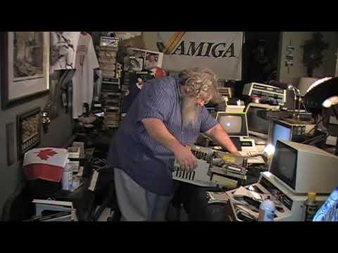 Commodore - Episode 335 - An Amiga 2500 Wakes Up...Sort Of - David Bradley - 2000 C64 C128 PET