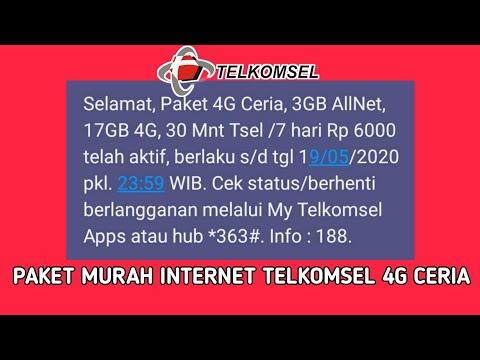 paket-internet-murah-telkomsel-4g-ceria-terbaru-2020