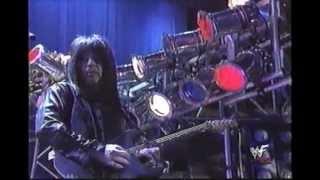 Mötley Crüe - Bitter Pill-WILD SIDE live WWF '98