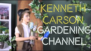 Kenneth Carson Gardening Channel Episode 1 - A Sam & Mickey Miniseries