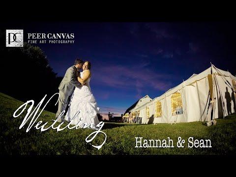 Hannah + Sean | Byron Barn Wedding by Peer Canvas Rockford Wedding Photographer