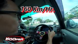 KKT XERXES Stand Alone with Mitsubishi Triton 2.4 4G64 Bolt on Turbo By Mo Tuner